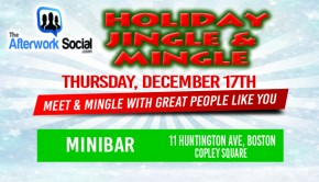 Boston Jingle Mingle Networking Mixer in December