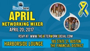 AWS April Networking Mixer